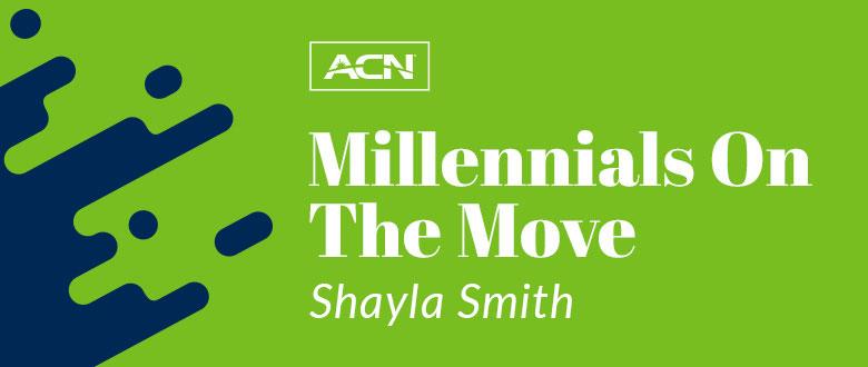 #MillennialsOnTheMove: RD Shayla Smith
